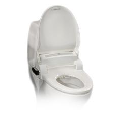 Aqualet 800 - Lunette de wc / toilettes avec jet intégré...