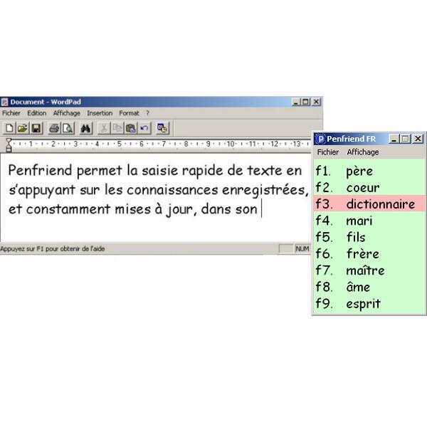 Penfriend FR - Logiciel de traitement de texte...