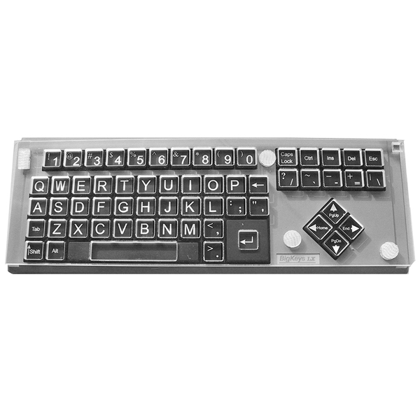 BigKeys LX - Guide doigt pour clavier d'ordinateur...