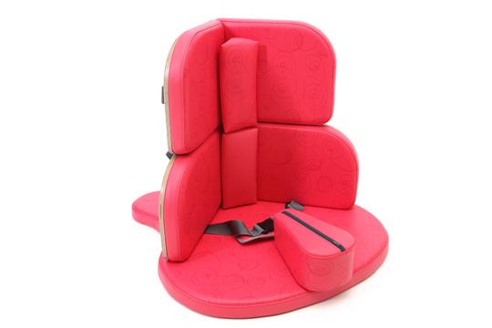 Corner seat - Siège de positionnement...