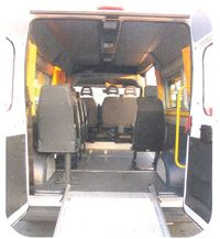 PEUGEOT BOXER TPMR HACCESS PLUS - VEHICULE NEUF AMENAGE ...