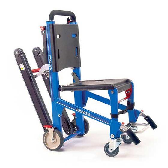 Chaise à chenilles EZ Glide 59T Ferno - Siège à pousser ...