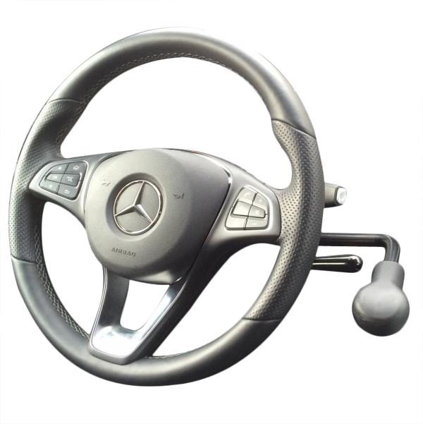 Manettes accélérateur - Accélérateur et frein au volant...