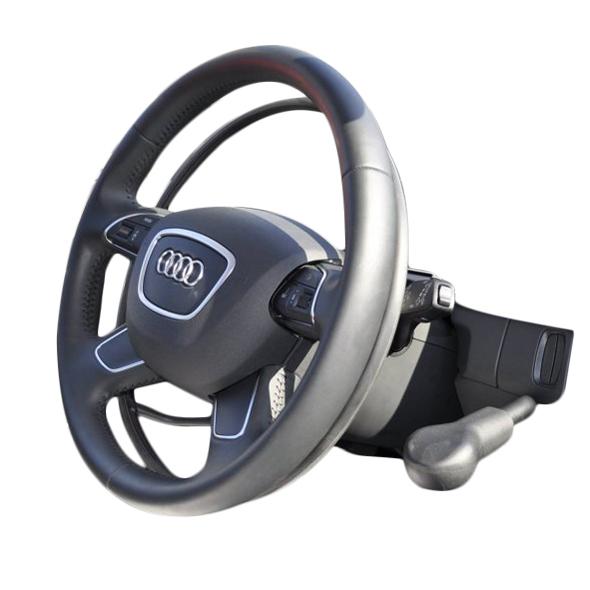 Cercle K5 et K4 - Accélérateur et frein au volant...