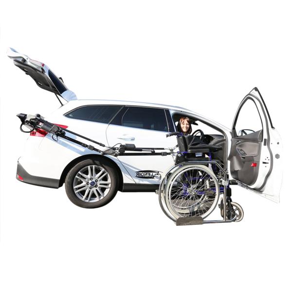 Bras robot 3000 - Bras élévateur de fauteuil roulant pou...