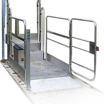 Melody 1 - Plateforme élévatrice verticale...