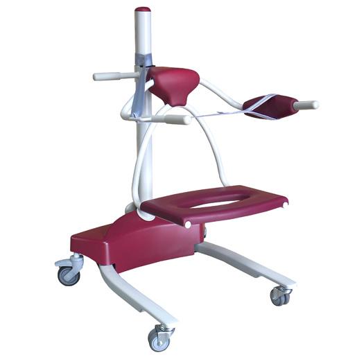 Topaz assis - Lève-personne mobile avec siège...