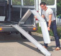 Rail de chargement ABS-Z - Paire de rampes portables...
