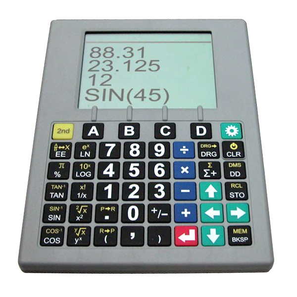 Sciplus 2200 - Calculatrice ...