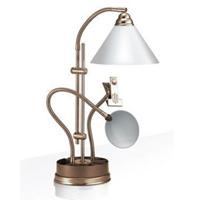 Lampe Prestige sur socle de table 21038 - Loupe éclairan...
