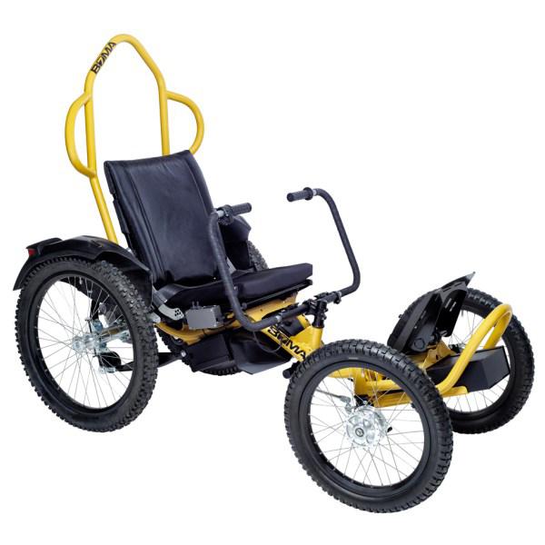 Boma 7 - Fauteuil roulant électrique sport & loisirs...