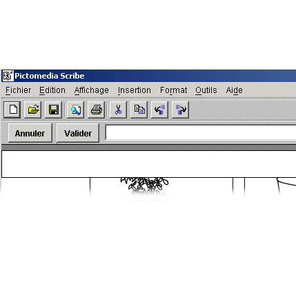 Pictomédia scribe - Logiciel de communication par pictog...