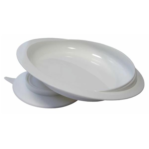 Scoope - Assiette à rebord...