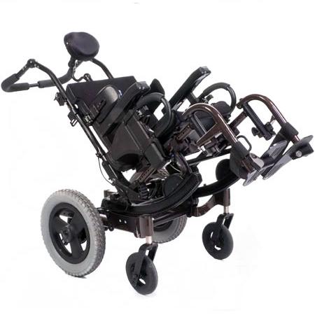 Quickie Iris - Fauteuil roulant manuel confort à châssis...