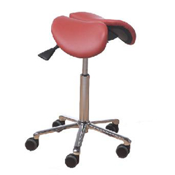 Multiadjuster - Tabouret avec selle inclinable (assis-de...