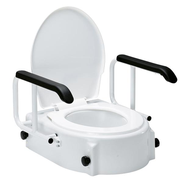 TSE-A - Surélévateur de wc / toilettes à fixer...