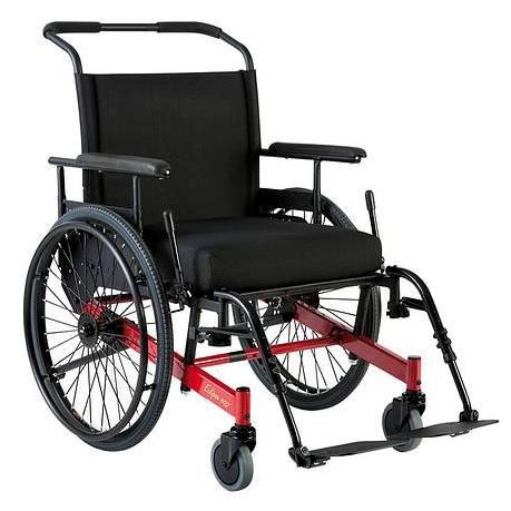 Eclipse - Fauteuil roulant manuel confort à châssis fixe...