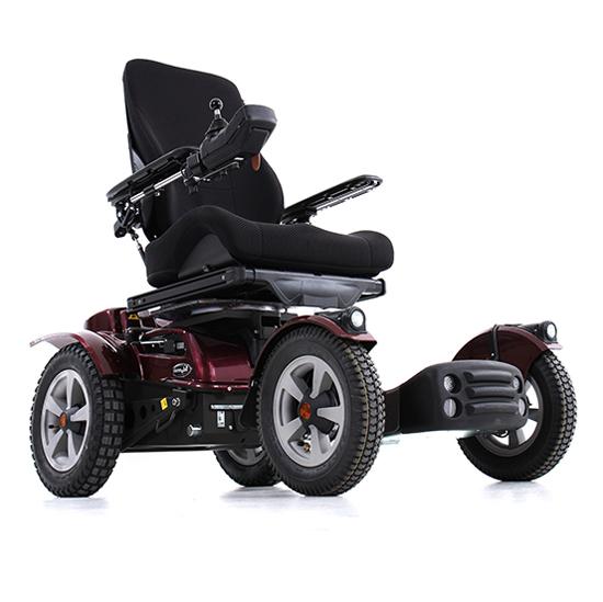X850 Corpus - Fauteuil roulant électrique à châssis fixe...