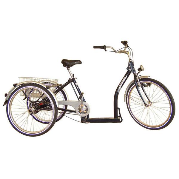 Classic Advanced - Tricycle à deux roues arrière propuls...