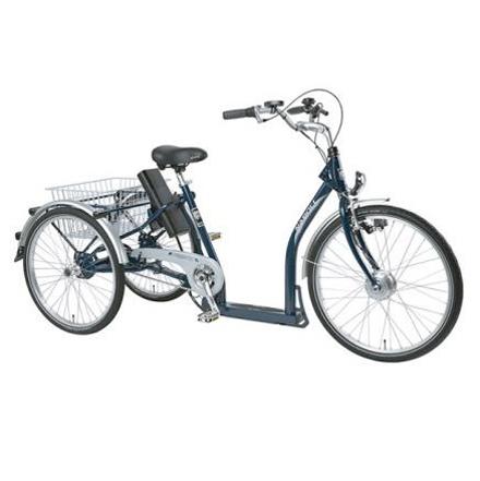 Napoli 2 - Tricycle à deux roues arrière propulse par le...