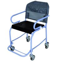 Nouméa 80 - Chaise percée à roulettes...