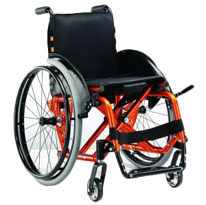 Evolution Activa Compact 17.70N - Fauteuil roulant manue...