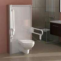 Sanimatic WC - Bâti support au toilette...