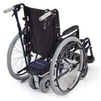 Motorisation pour fauteuil Powerpack - Kit de propulsion...