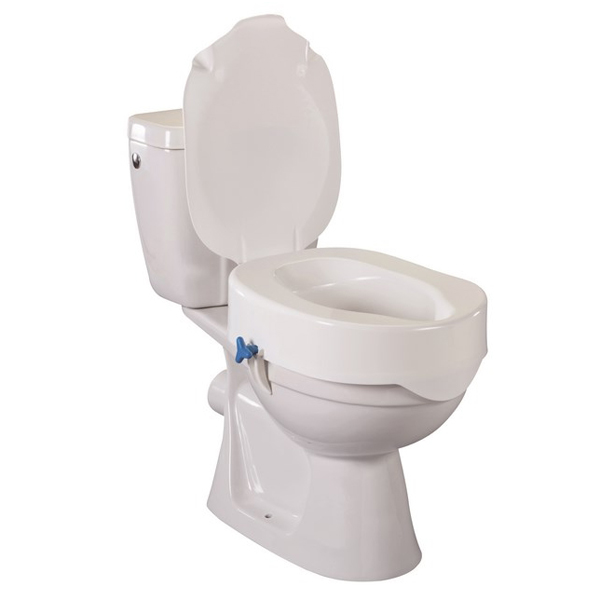 RW 207 - SURELEVATEUR DE WC / TOILETTES A FIXER...