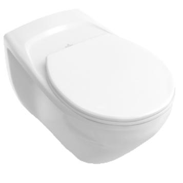 Cuvette à fond creux Vita 7601 - Cuvette de wc / toilett...
