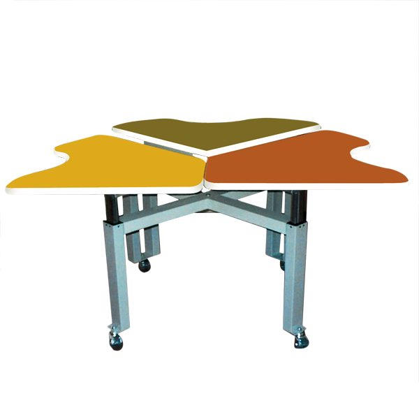 Vigo 33 - Table de travail à hauteur réglable...