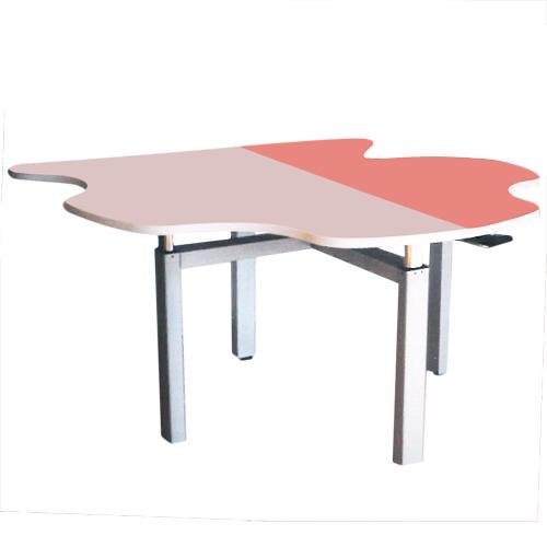 Rani - Table de travail à hauteur réglable...