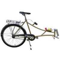Mistral - Cycle pour pousser ou tirer un fauteuil roulan...