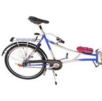 Sirocco - Cycle pour pousser ou tirer un fauteuil roulan...