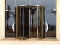 FULL GLASS/TURN SYSTEM FG - AUTOMATISATION DE PORTE...