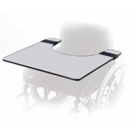 Tablette réglable - Tablette pour fauteuil roulant...