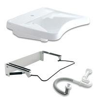 Lavabo ergonomique 60003 - Lavabo adapté...