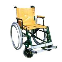 Merens - Fauteuil roulant manuel standard à châssis plia...