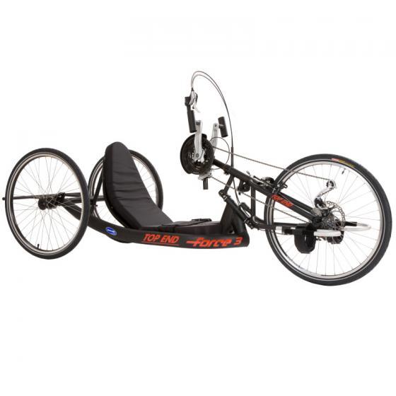 Top End Force 3 - Fauteuil roulant manuel sport & loisir...