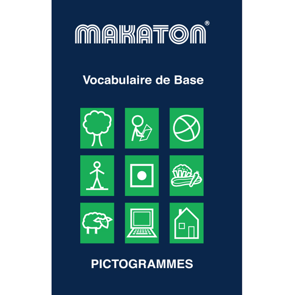 CD des pictogrammes du vocabulaire de base - Logiciel de...