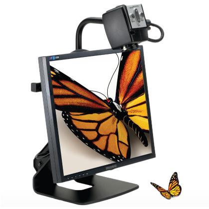 Acrobat LCD classic HD - Téléagrandisseur avec écran int...