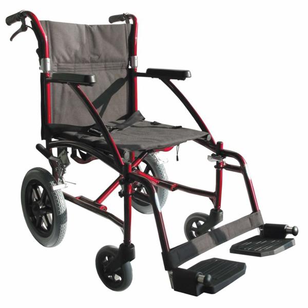Stan - Fauteuil roulant manuel standard à châssis fixe...