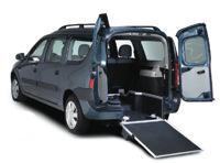 LOGAN MCV - Véhicule neuf aménagé pour le transport...