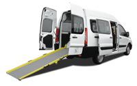 EXPERT VU - Véhicule neuf aménagé pour le transport...