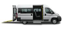 BOXER COMBI VP - Véhicule neuf aménagé pour le transport...