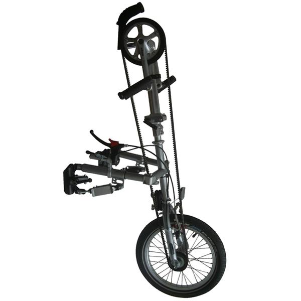 City compact - Troisième roue pour fauteuil roulant...