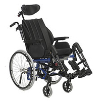 Netti 4U comfort FA - Fauteuil roulant manuel confort à ...