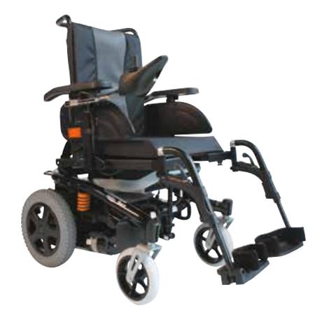 Bora - Fauteuil roulant électrique à châssis pliant ou d...