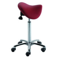 Tabouret selle Pégase - Tabouret avec selle inclinable (...