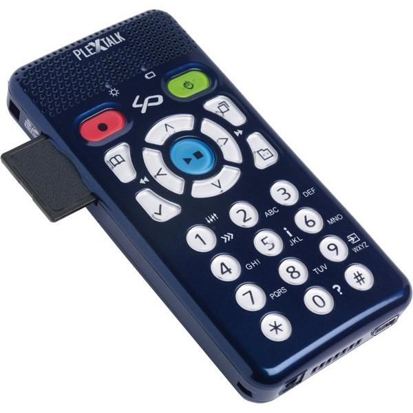 Plextalk Linio pocket - Lecteur et enregistreur audio et...